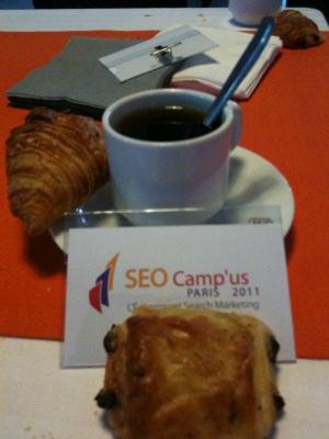 Café seo campus 2011