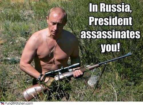 Gros PR russe